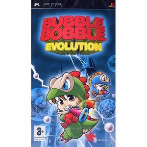 JEU PSP BUBBLE BOBBLE EVOLUTION / PSP