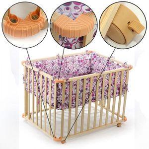 parc evolutif achat vente parc evolutif pas cher cdiscount. Black Bedroom Furniture Sets. Home Design Ideas