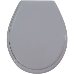 ABATTANT WC Gelco Design 707407 Abattant First Gris
