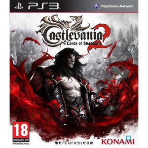 JEU PS3 CASTLEVANIA 2 LORDS OF SHADOW