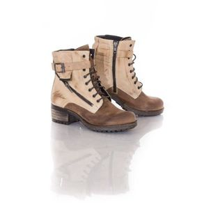 BOTTINE Chaussures Redskins Boots - bottes Duciel taupe be