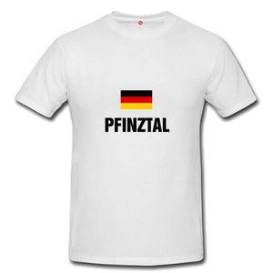 T-SHIRT T-shirt pfinztal homme et femme unisex