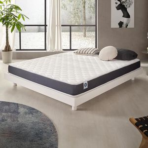 matelas mousse 120x190 achat vente matelas mousse 120x190 pas cher cdiscount. Black Bedroom Furniture Sets. Home Design Ideas