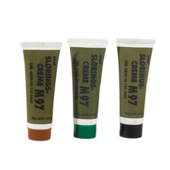 ACCESSOIRES CAMOUFLAGE  Creme camouflage (3 tubes)