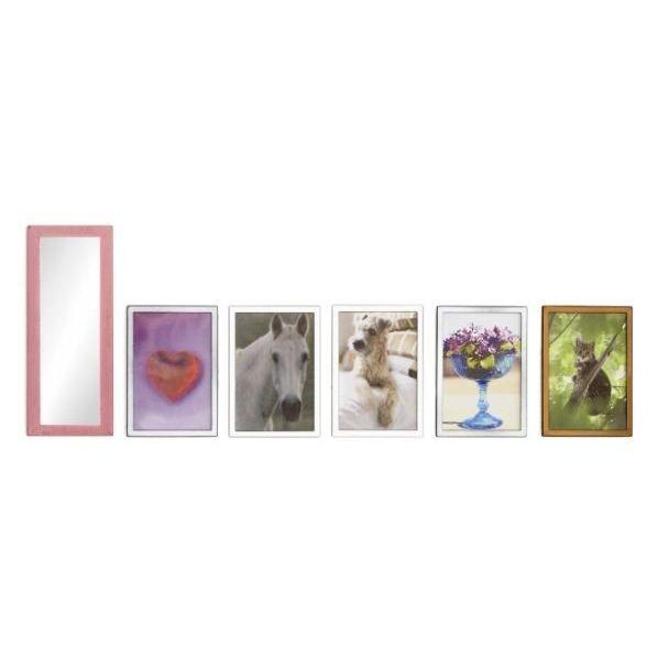 Lundby ensemble miroir 5 posters pour maison de - Maison de poupee lundby ...