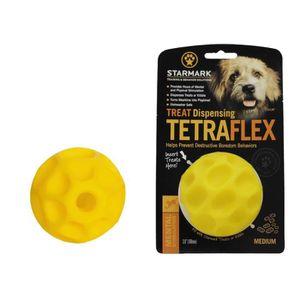 EVERLASTING Jouet pour chien Treat Tetraflex M 16 x 13 x 30cm