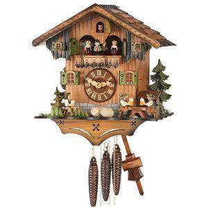 coucou horloge achat vente coucou horloge pas cher cdiscount. Black Bedroom Furniture Sets. Home Design Ideas