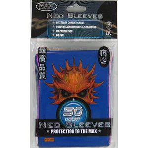 CARTE A COLLECTIONNER MAX Protection - 50 pochettes Neo Protectors