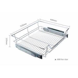 Meuble garde manger achat vente meuble garde manger for Panier tiroir cuisine