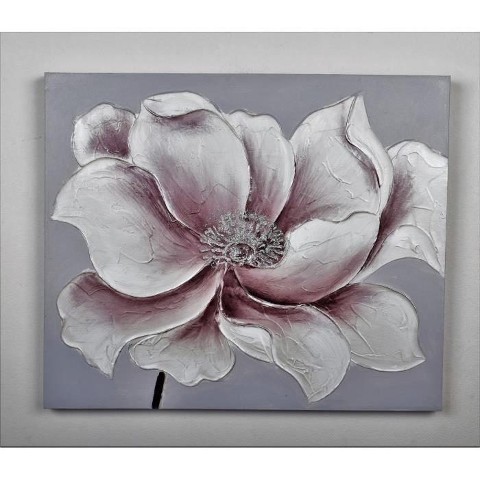 Tableau toile peinte coquelicot achat vente tableau toile peinte coquelic - Toile peinte pas cher ...