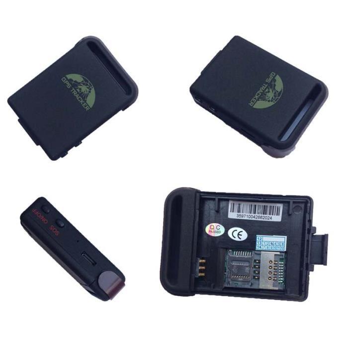 tk102 version 2 avec chargeur batterie voiture achat vente tracage gps tk102 version 2 avec. Black Bedroom Furniture Sets. Home Design Ideas