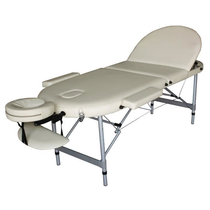 a21w table de massage cr me pliante portable alu achat. Black Bedroom Furniture Sets. Home Design Ideas