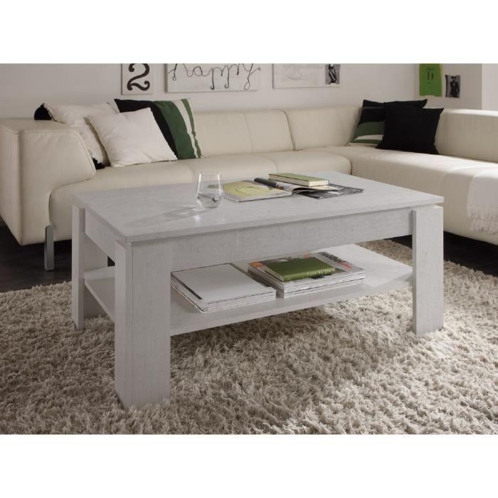 table de salon optique b ton industri lle achat vente table basse table de salon optique. Black Bedroom Furniture Sets. Home Design Ideas