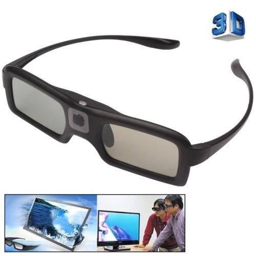 lunette 3d active infrarouge avec syst me obturateur. Black Bedroom Furniture Sets. Home Design Ideas