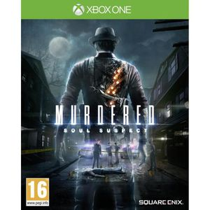 JEUX XBOX ONE PRE-ORDER! MURDERED SOUL SUSPECT MICROSOFT XBOX ON