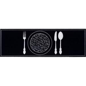 TAPIS DE CUISINE Tapis de cuisine à motifs - 50x150 cm - Style Mode