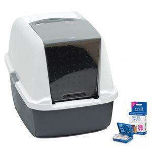 liti re maison de toilette achat vente liti re maison de toilette pas cher les soldes. Black Bedroom Furniture Sets. Home Design Ideas