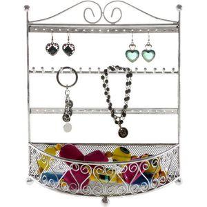 presentoir a bijoux achat vente pas cher cdiscount. Black Bedroom Furniture Sets. Home Design Ideas