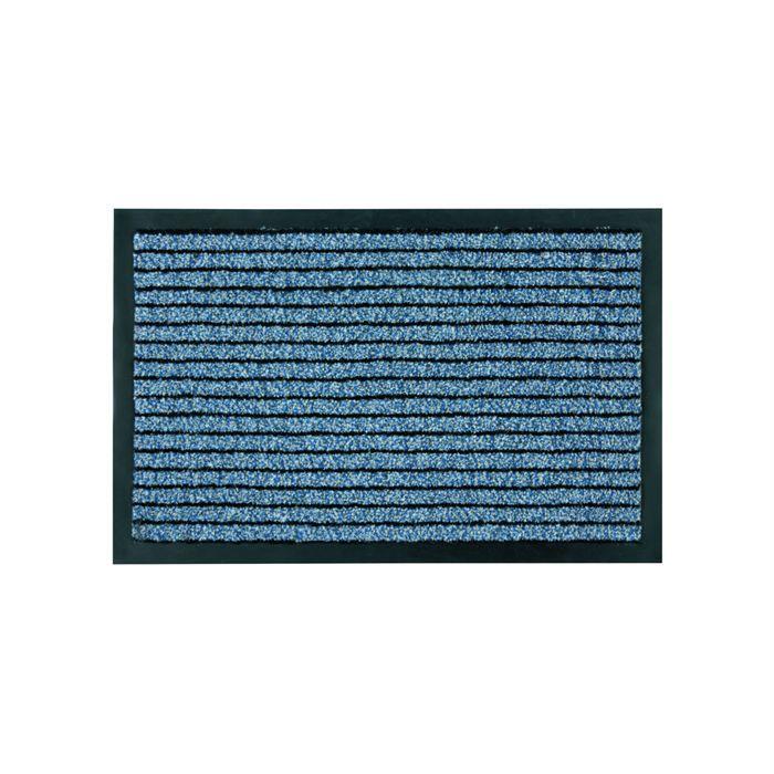 Paillasson Karat Bleu 40x60 Astra Achat Vente