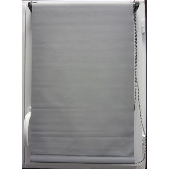 Store enrouleur occultant 60x180cm gris achat vente for Store enrouleur occultant fenetre pvc