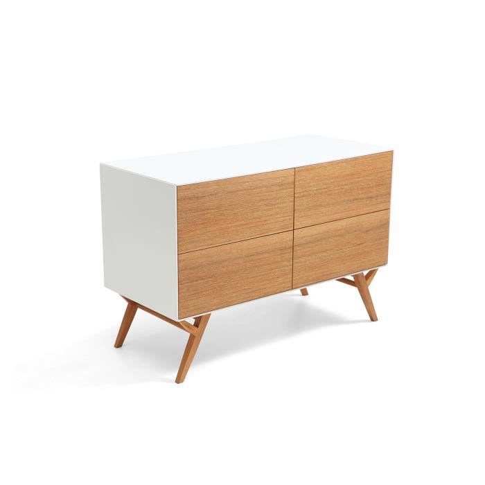 commode vintage scandinave pas cher