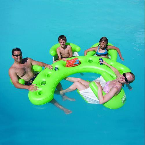 bar flottant pour piscine achat vente jeux de piscine cdiscount. Black Bedroom Furniture Sets. Home Design Ideas