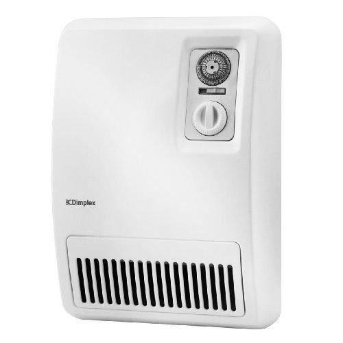 Dimplex ef12 20 radiateur rapide pour salle de bain - Chauffage electrique soufflant pour salle de bain ...