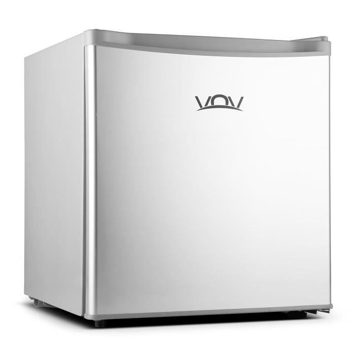 vov vrf 50s frigo minibar 50l classe a gris ar achat. Black Bedroom Furniture Sets. Home Design Ideas