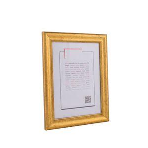 Cadre dore achat vente cadre dore pas cher cdiscount - Cadre photo 60x80 ...
