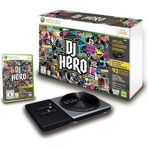 JEUX XBOX 360 XBOX 360 DJ HERO