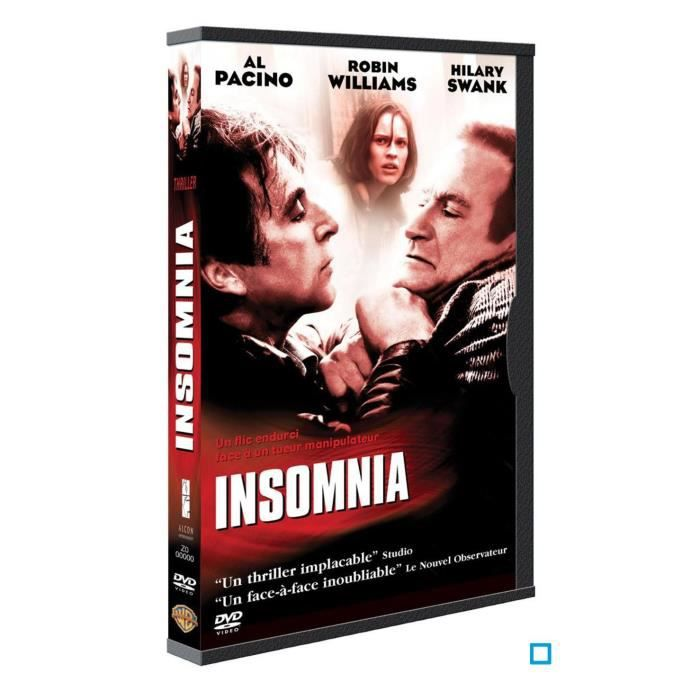 dvd action aventure guerre insomnia f