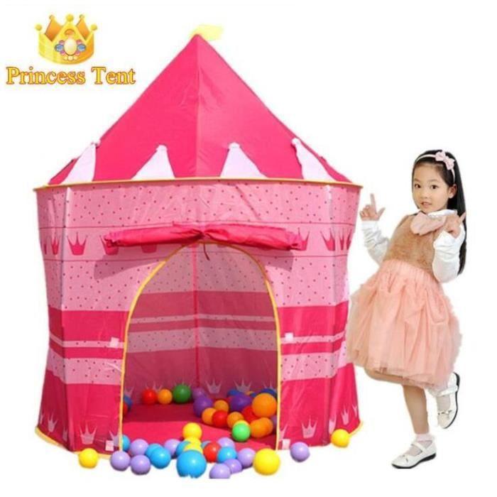 Maison exterieur fille achat vente jeux et jouets pas for Maison jouet exterieur