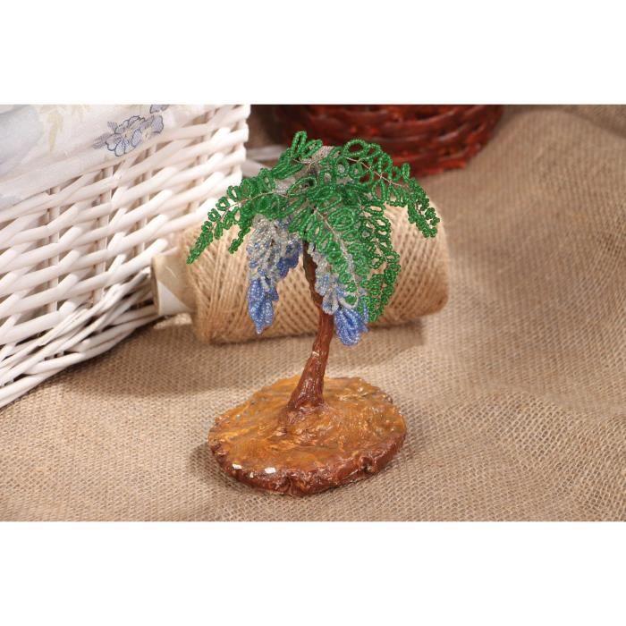arbre d coratif artificiel original palmier fait main achat vente fleur artificielle cdiscount. Black Bedroom Furniture Sets. Home Design Ideas