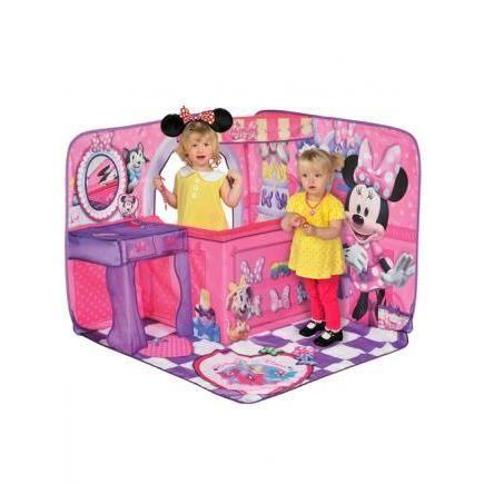 minnie mouse tente de jeu 3 d achat vente tente tunnel d activit 233 cdiscount