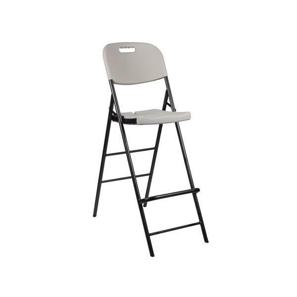 Tabouret de bar pliant achat vente chaise fauteuil jardin tabouret de b - Tabouret pliant de bar ...