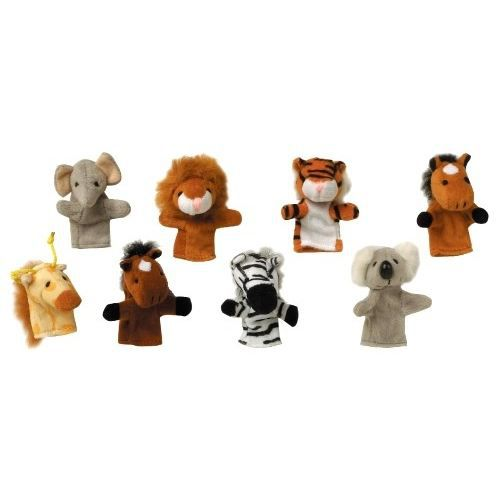 lot de 8 marionnettes doigts 9120007570076 achat. Black Bedroom Furniture Sets. Home Design Ideas