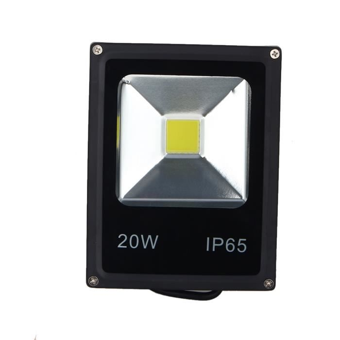 10w 20w ip65 led lampe lumi re de projecteur ext rieur for Lumiere de jardin led