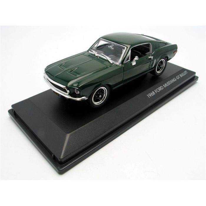 Maquette Ford Mustang : yat ming 1 43 ford mustang gt 390 bullitt achat vente voiture construire cdiscount ~ Farleysfitness.com Idées de Décoration