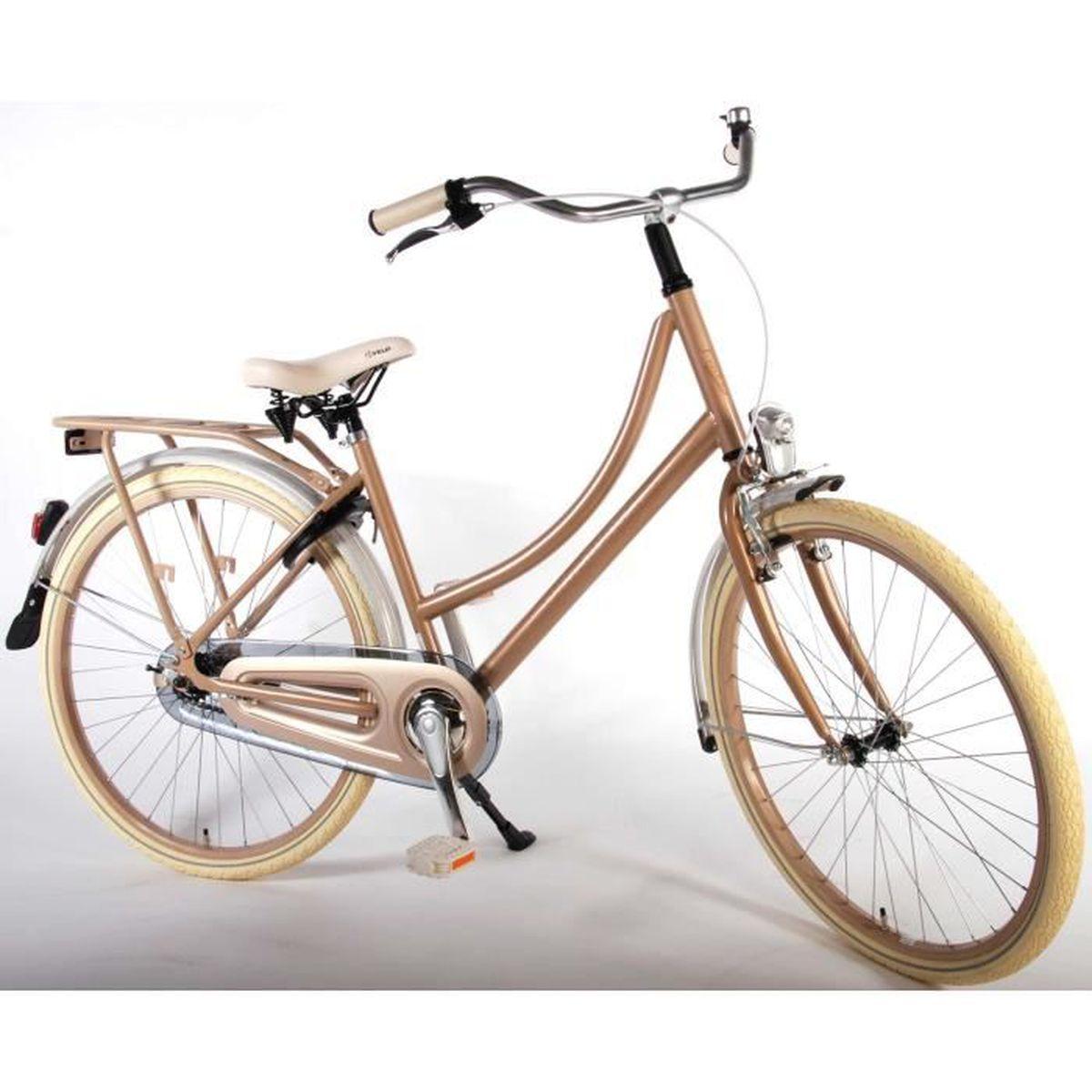 V lo bike pour fille 26 pouces avec freins alloy v et for Porte 26 pouces
