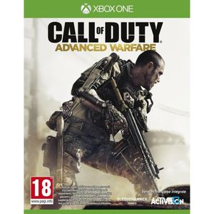 JEUX XBOX ONE Call of Duty: Advanced Warfare Edition D1 XBOX One