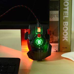 SOURIS JS-XINGJUE Classique 10 touches filaire USB souris