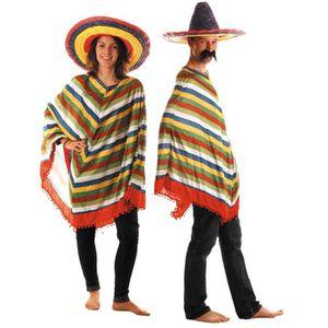 DÉGUISEMENT - PANOPLIE COSTUME MEXICAIN