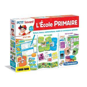 TABLE JOUET D'ACTIVITÉ CLEMENTONI L'École Primaire