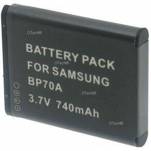 BATTERIE APPAREIL PHOTO Batterie pour SAMSUNG ST65