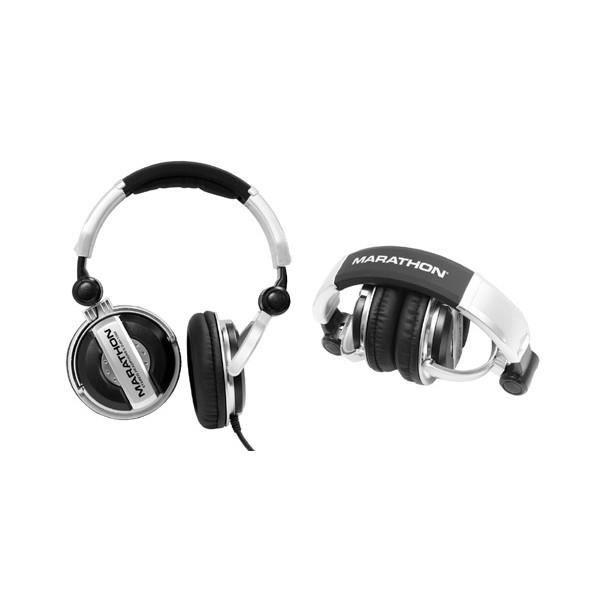casque dj marathon djh 1200 casque couteur audio. Black Bedroom Furniture Sets. Home Design Ideas