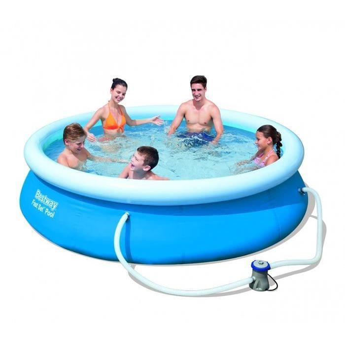 Piscine gonflable 305 - Piscine gonflable cdiscount ...