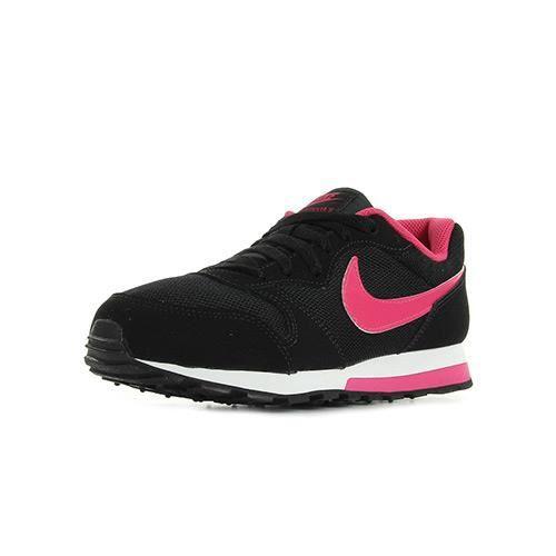Basket Nike Noir Rose