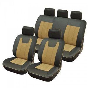 housse de siege voiture beige achat vente housse de. Black Bedroom Furniture Sets. Home Design Ideas