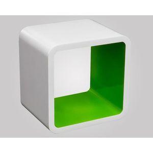 etagere murale bois cube achat vente etagere murale. Black Bedroom Furniture Sets. Home Design Ideas