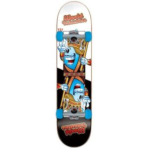 WORLD INDUSTRIES ONE EYE WILLY SKATEBOARD COMPLETE